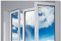 شیشه دوجداره، در و پنجره دوجداره upvc